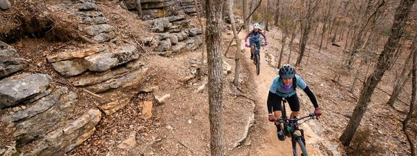 Monument Trails Bring World-Class Mountain Biking to State Parks Across Arkansas